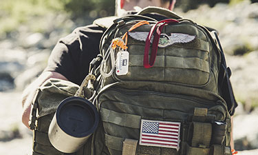 Backpacks header image
