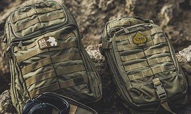 Bags & Packs header image