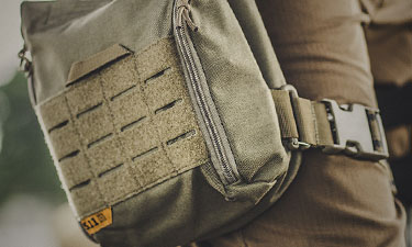 Pouches & Attachments header image