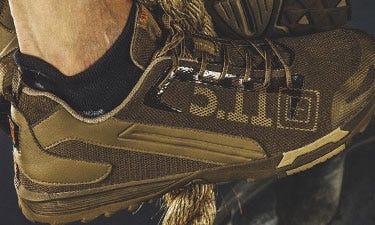 Footwear header image