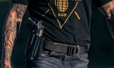 Slings & Gun Holsters header image