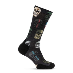 Sock & Awe Painted Skull