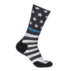 Sock & Awe Thin Blue Line