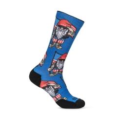 Sock & Awe Patriotic Gnome