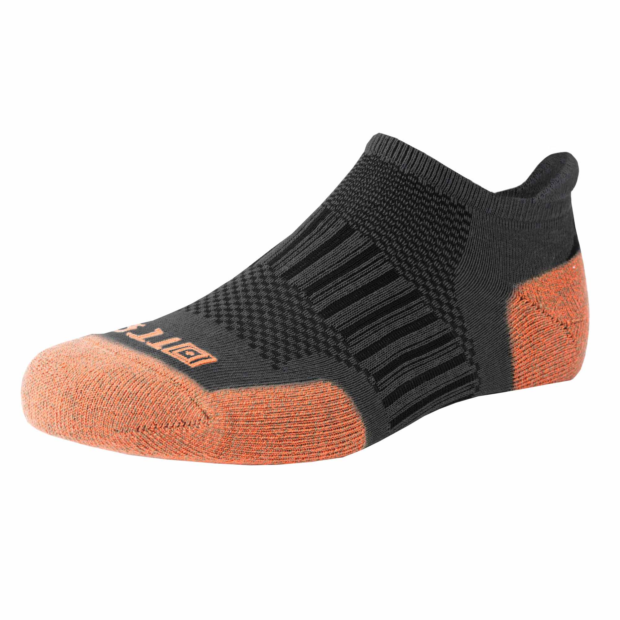 5.11 RECON® Ankle Sock from 5.11 Tactical (Gray;Orange;Multi)