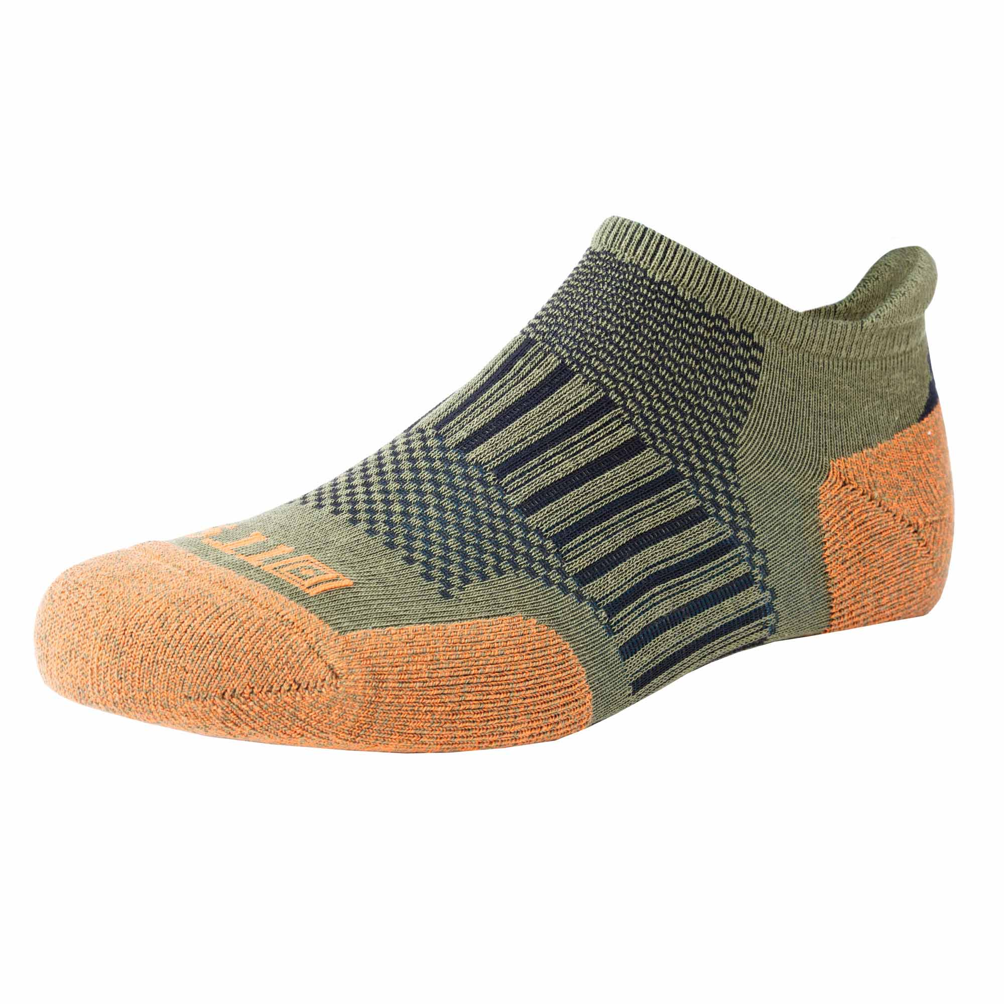 5.11 RECON® Ankle Sock from 5.11 Tactical (Green)
