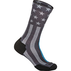 Sock & Awe Crew Thin Blue Line
