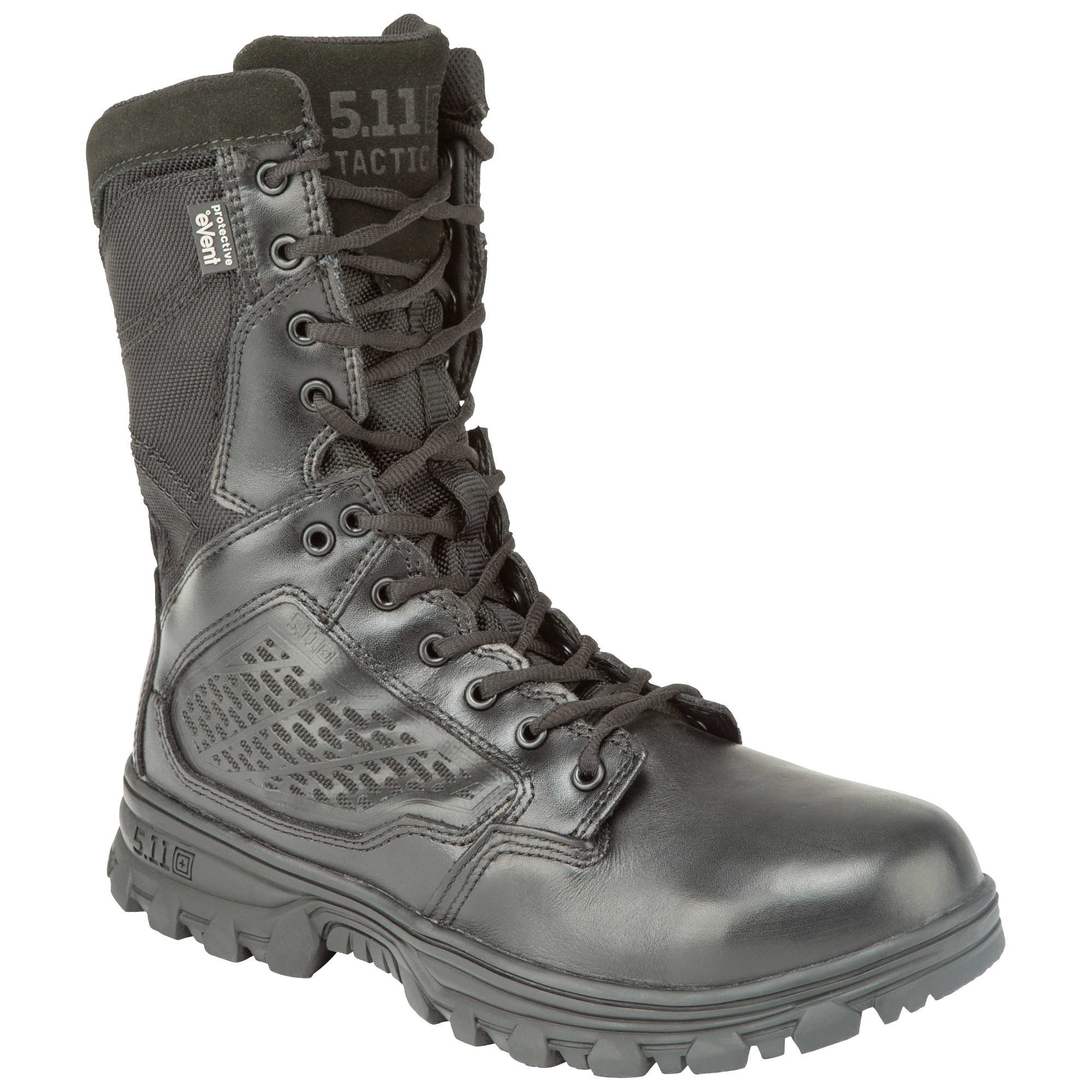 5.11 Tactical Men's EVO 8 Waterproof Boot with Sidezip thumbnail