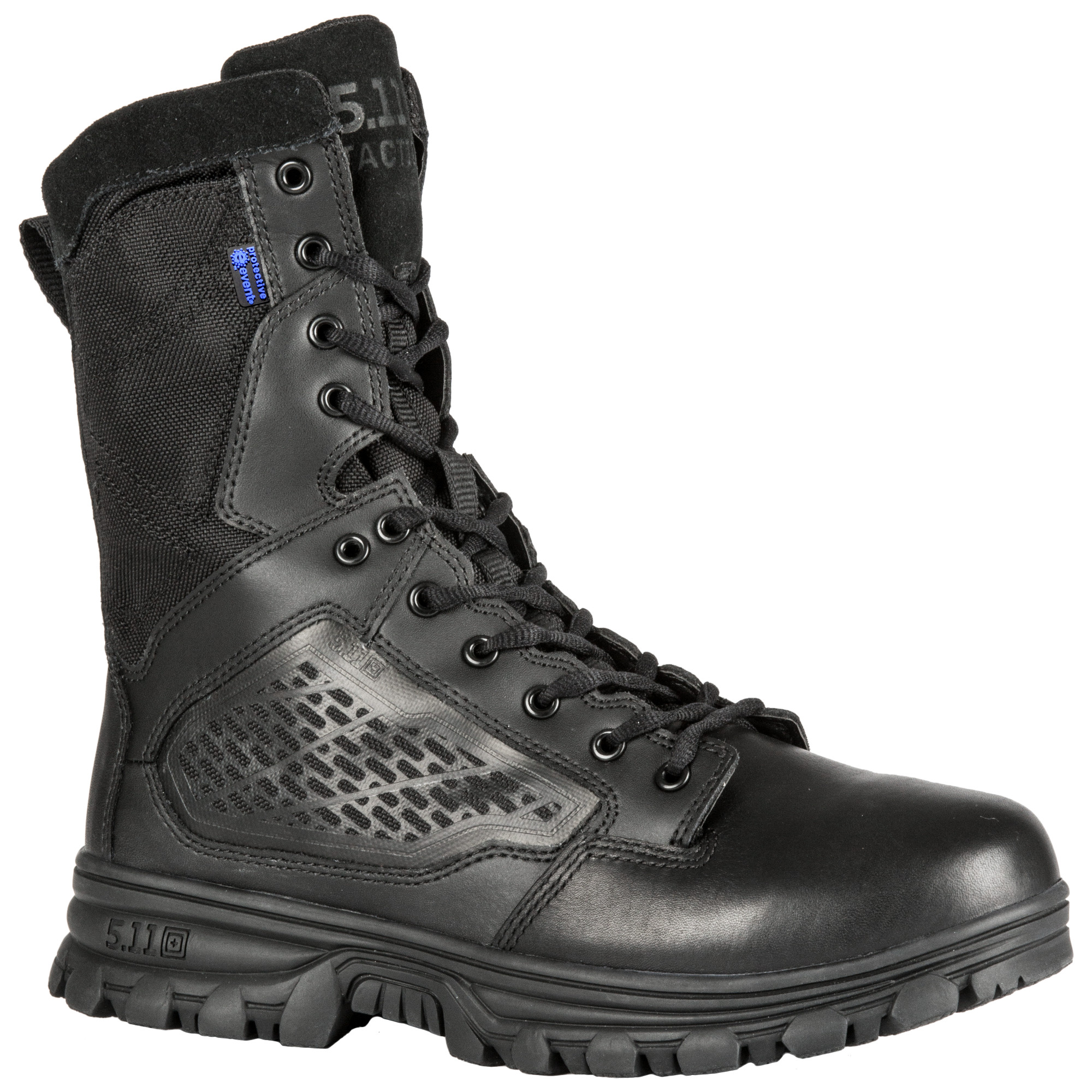 5.11 Tactical Men EVO 8 Insulated Side Zip Boot (Black) thumbnail