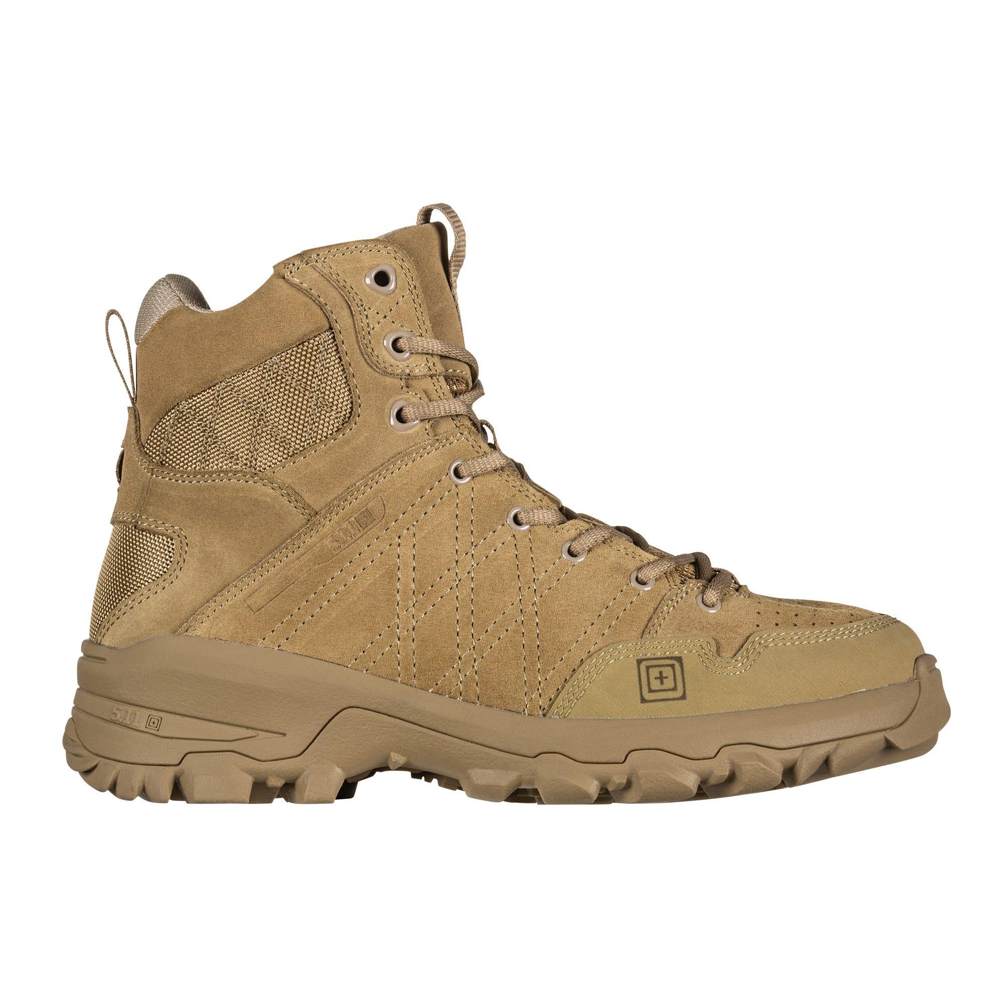5.11 Tactical Men's Cable Hiker Tactical Boot (Coyote) thumbnail