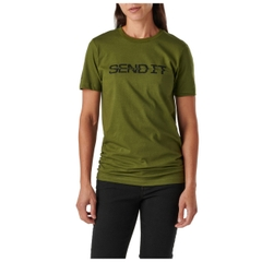 Womens Send It Tee