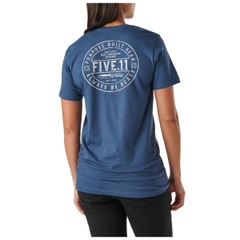 Womens Camp Emblem Tee