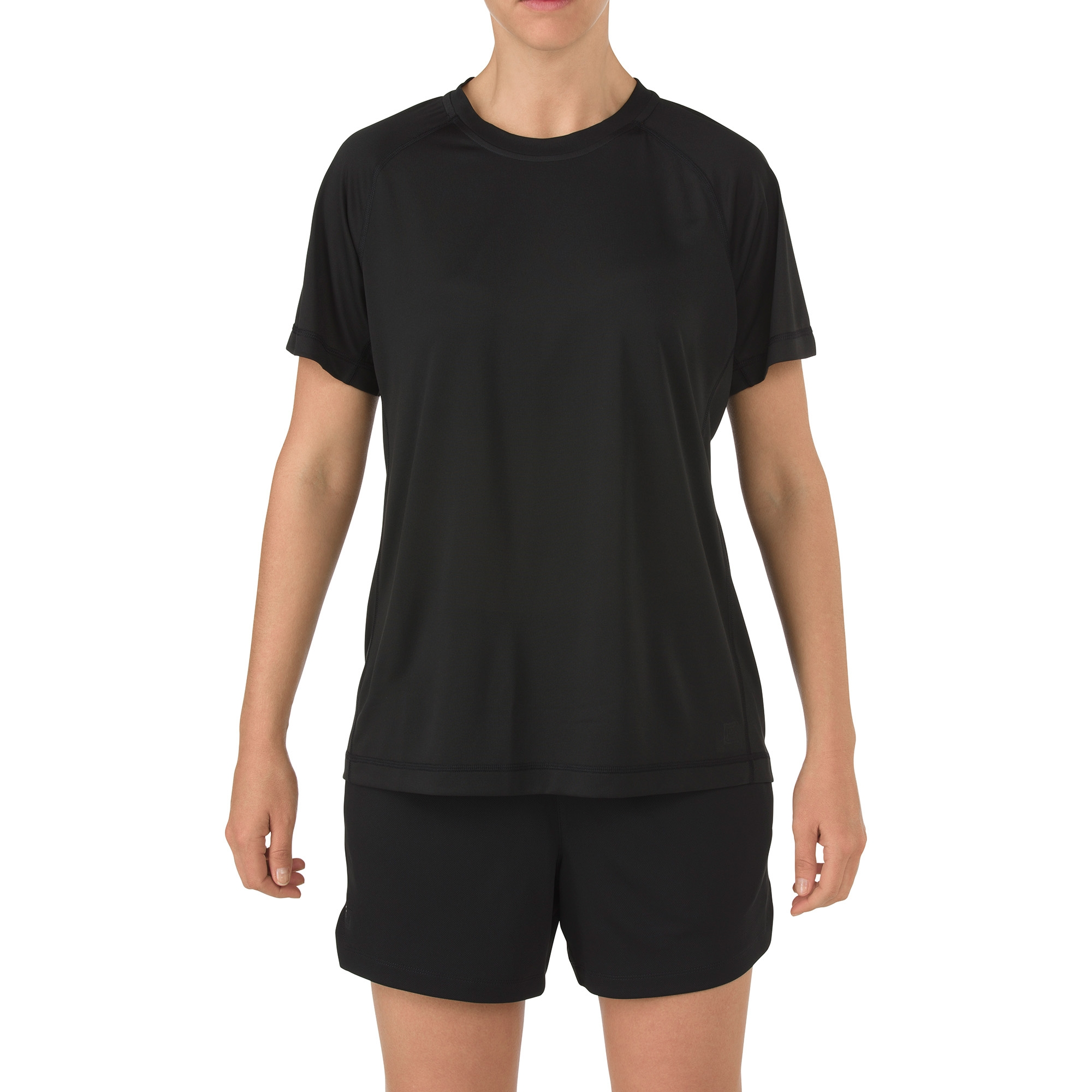 5.11 Tactical Women's Women's Utility PT Shirt (Black)
