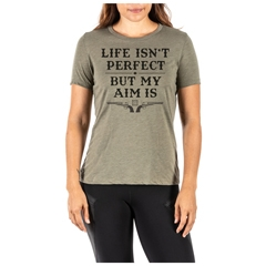 Life Isn't Perfect Tee