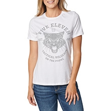 Womens Wildcat Tee