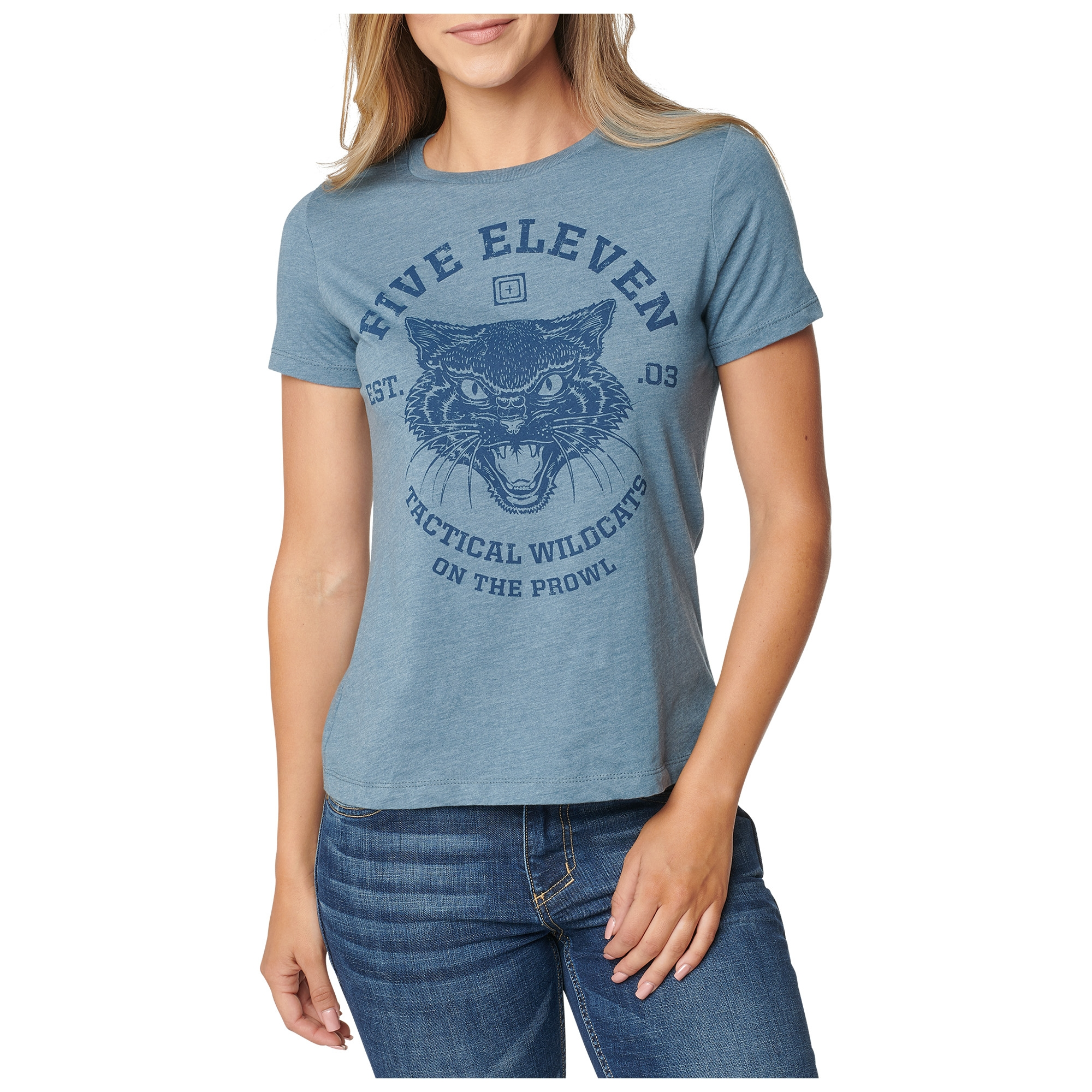 5.11 Tactical Women's Womens Wildcat Tee