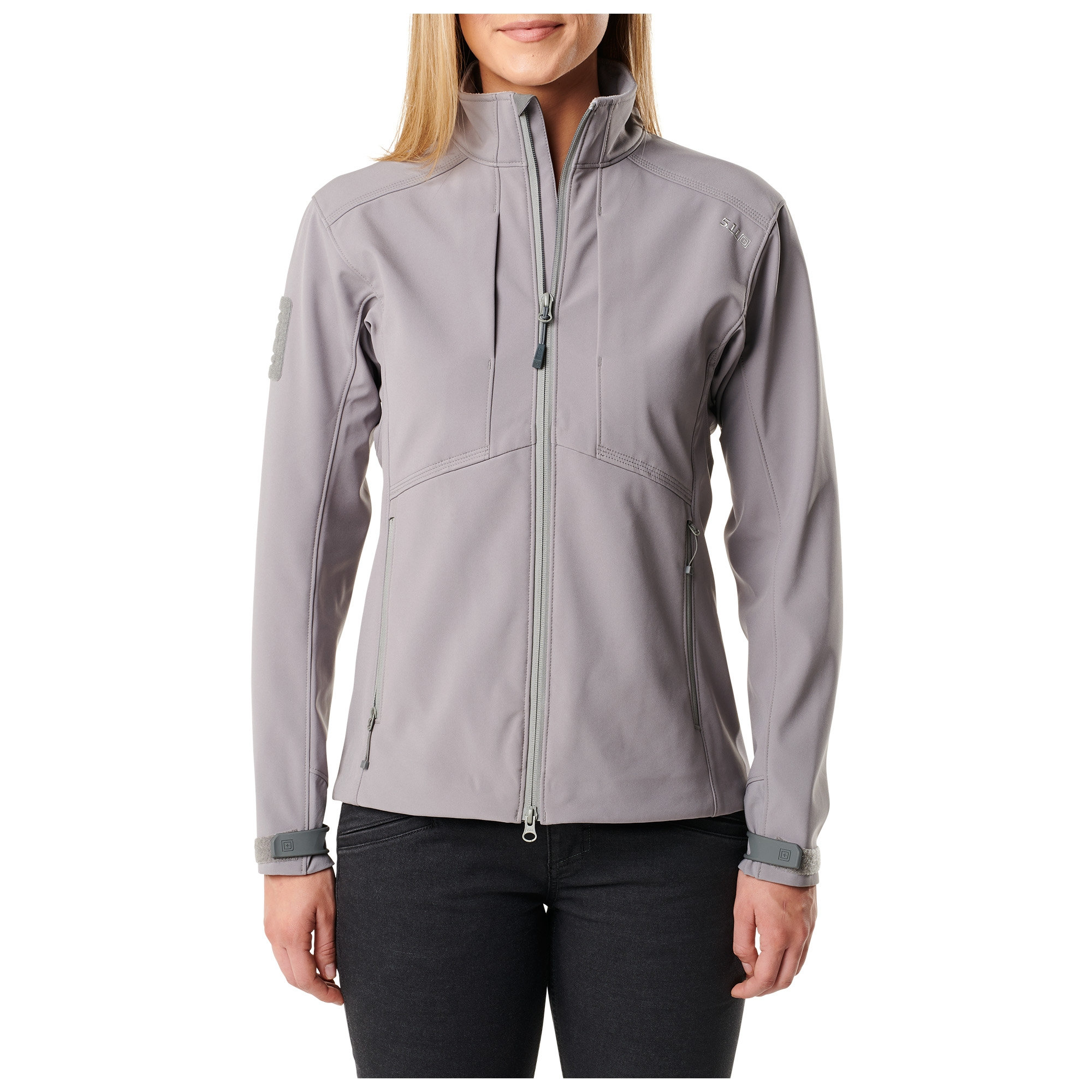5.11 Tactical Women's Womens Sierra Softshell (Green)