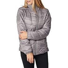 Womens Peninsula Insulator Packable Jacket