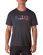 Legacy USA Flag Fill Tee