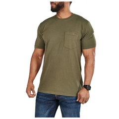 Elite Short Sleeve Pocket Tee