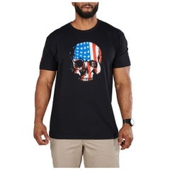 USA Skull Tee - Made in USA