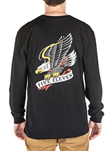 Jerry Eagle Long Sleeve Tee