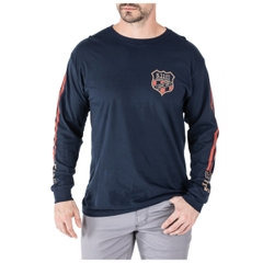 Mission Ready Moto Long Sleeve Tee