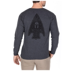 Spartan Arrowhead Long Sleeve Tee