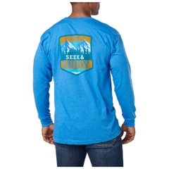 Seek & Enjoy Long Sleeve Tee