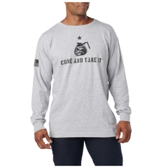 Come Take It Long Sleeve Tee