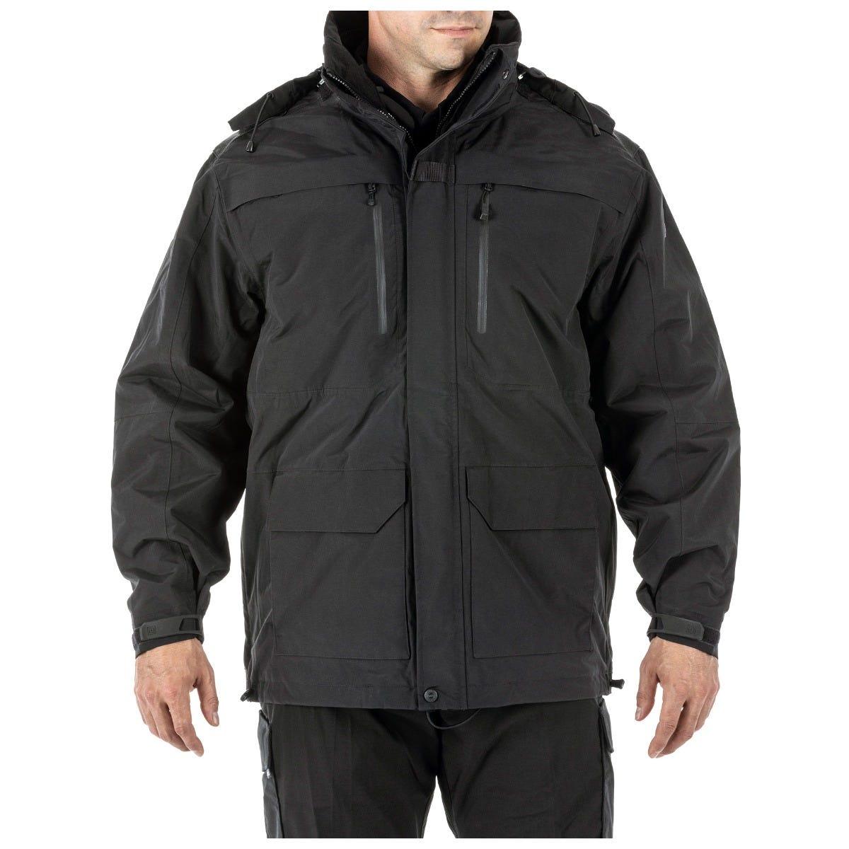 5.11 Tactical Men's First Responder Jacket (Black)
