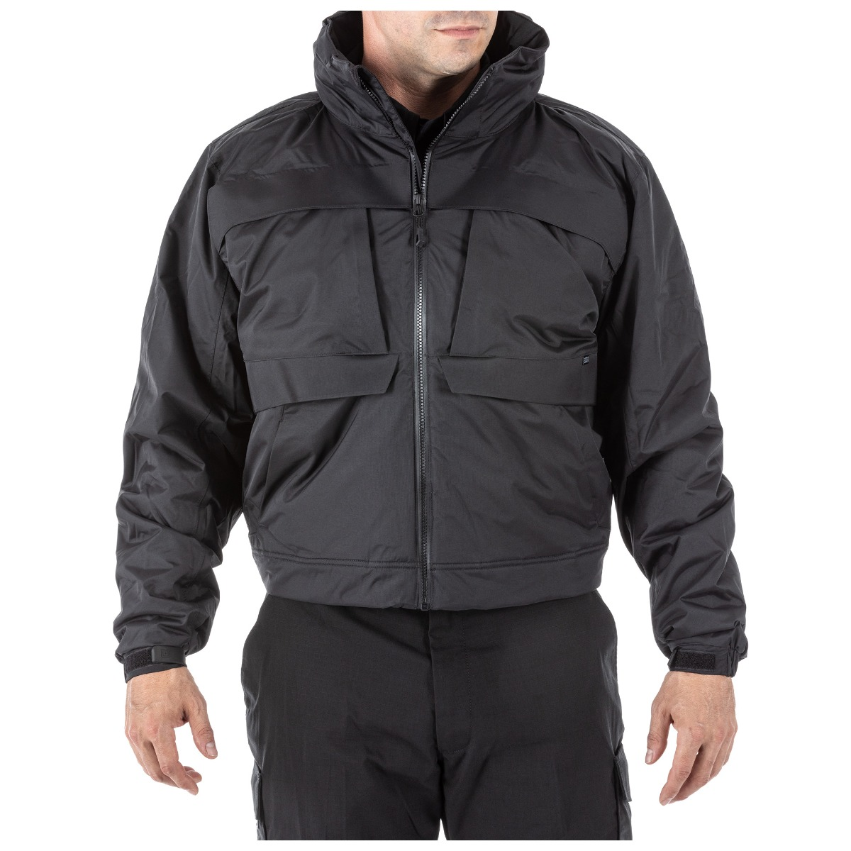 5.11 Tactical Men Tempest Duty Jacket (Black)