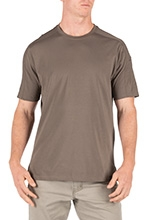 Delta Short Sleeve Crew Top
