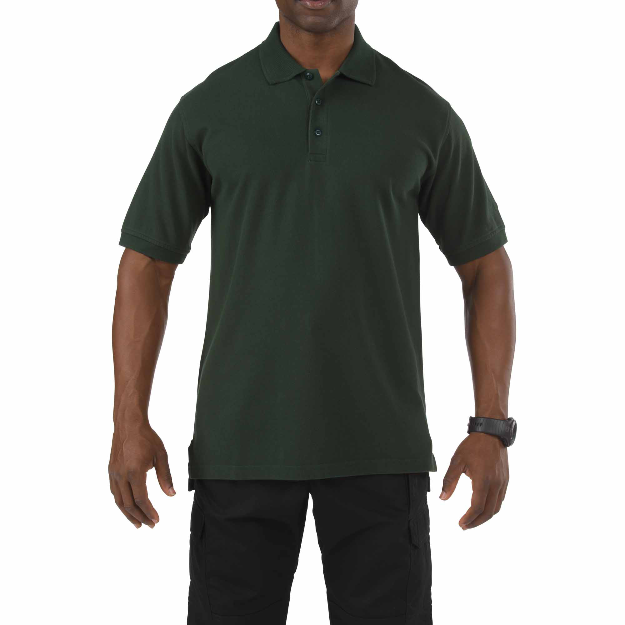 f84710504fcd4 5.11 Tactical Polyester Polo Shirt - Moisture Wicking Performance ...