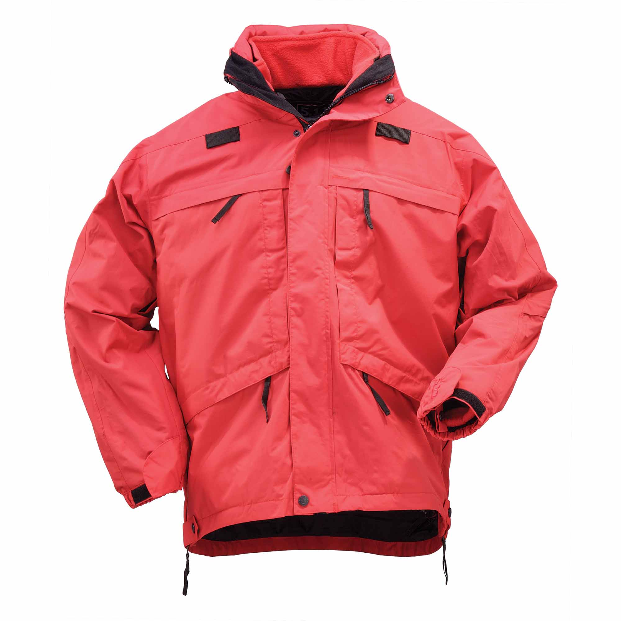 5.11 Tactical Men's 3-in-1 Parka Jacket™ (Red) thumbnail