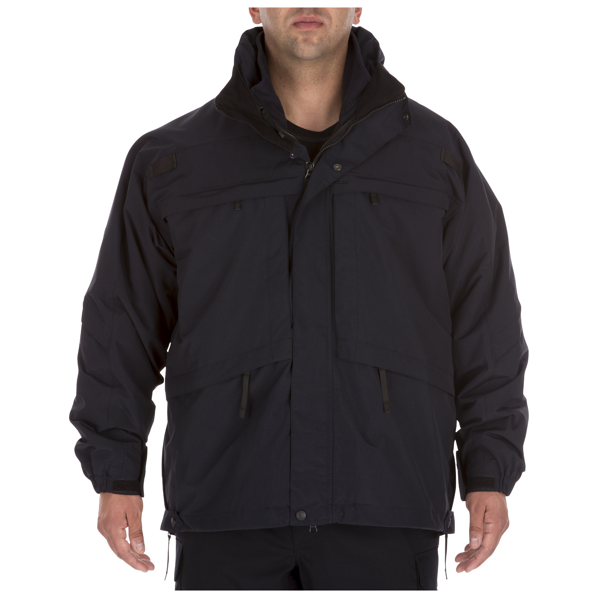 5.11 Tactical Men's 3-in-1 Parka Jacket™ (Blue) thumbnail