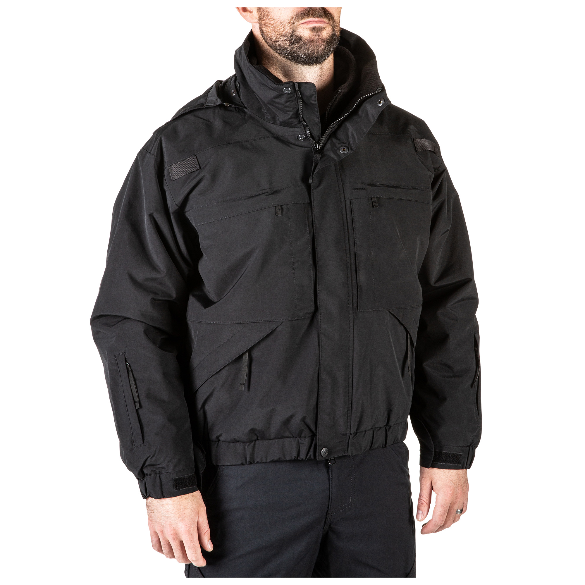 5.11 Tactical Men's 5-in-1 Jacket™ (Black)