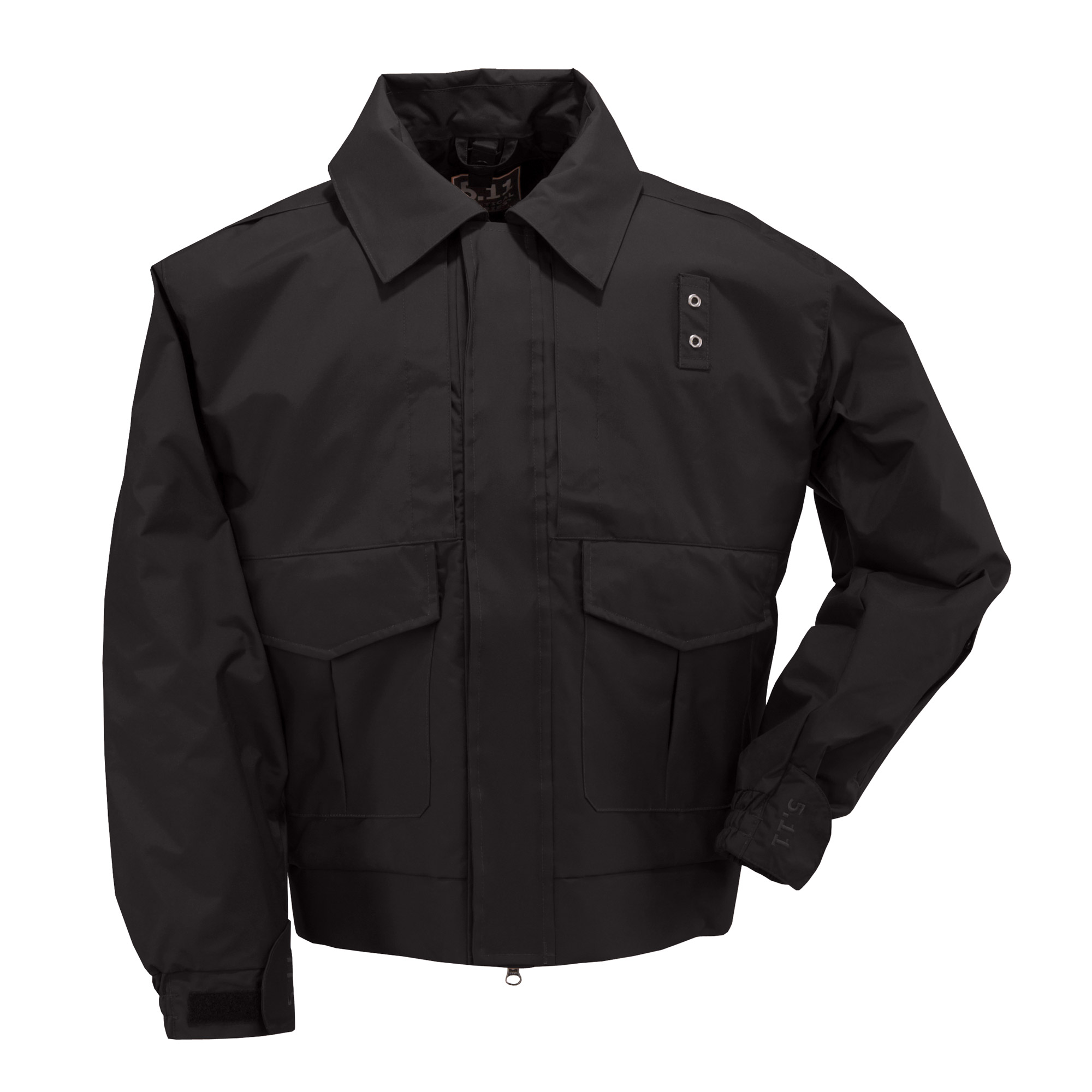 5.11 Tactical Men's 4-in-1 Patrol Jacket™ (Black) thumbnail