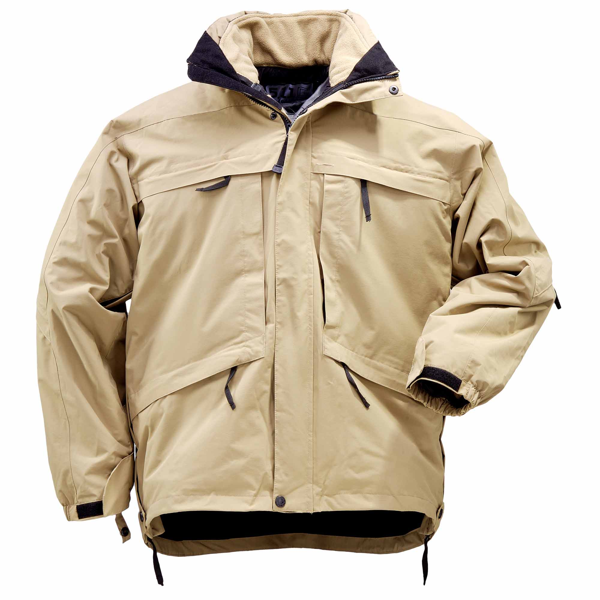 5.11 Tactical Men's Aggressor Parka Jacket™ (Khaki/Tan) thumbnail