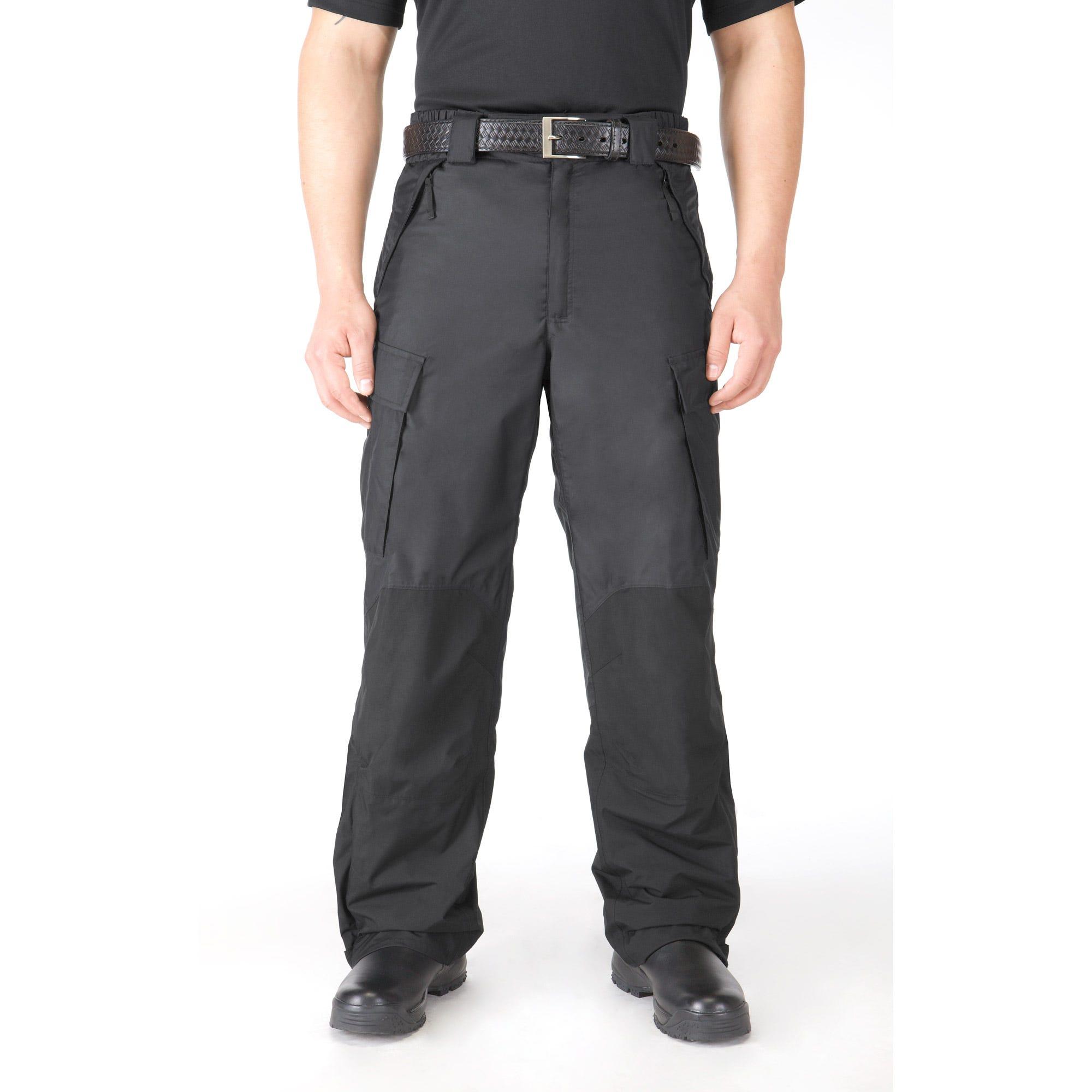 5.11 Tactical Men's Patrol Rain Pant (Black)