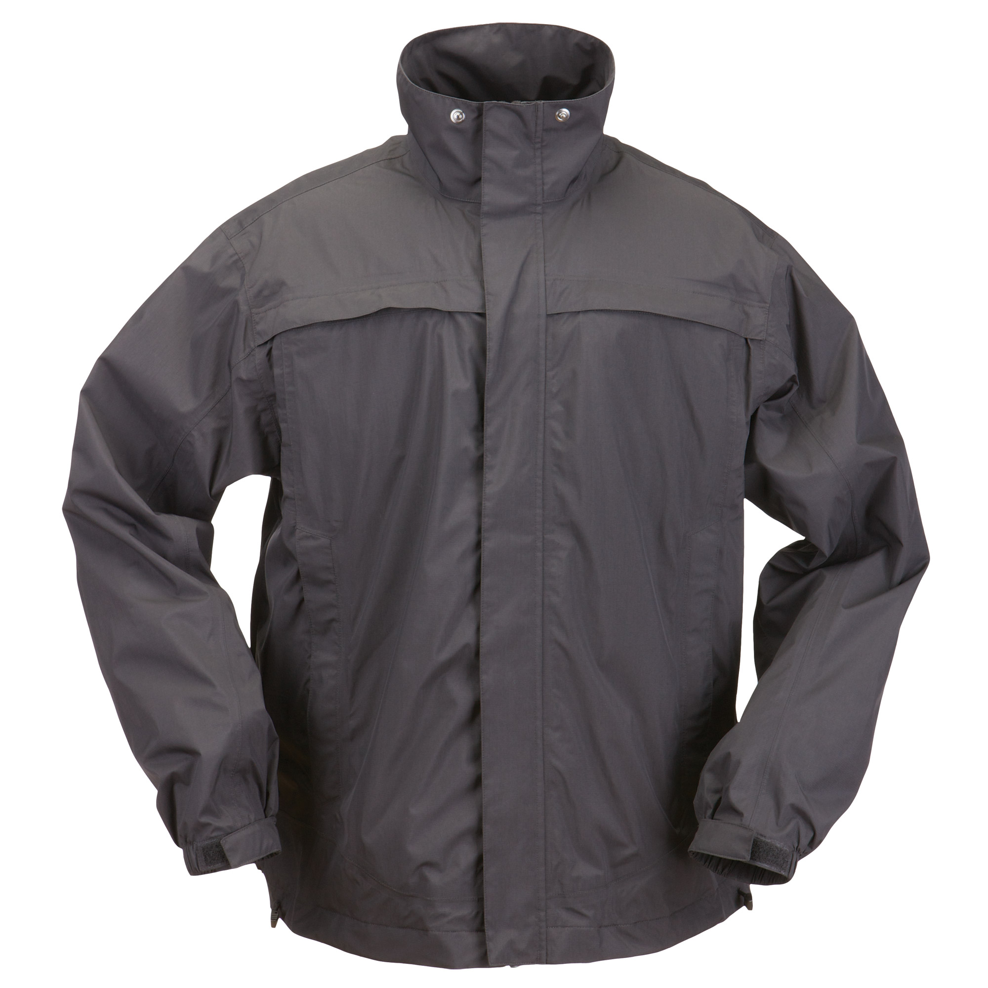 5.11 Tactical Men's TAC DRY Rain Shell (Gray)