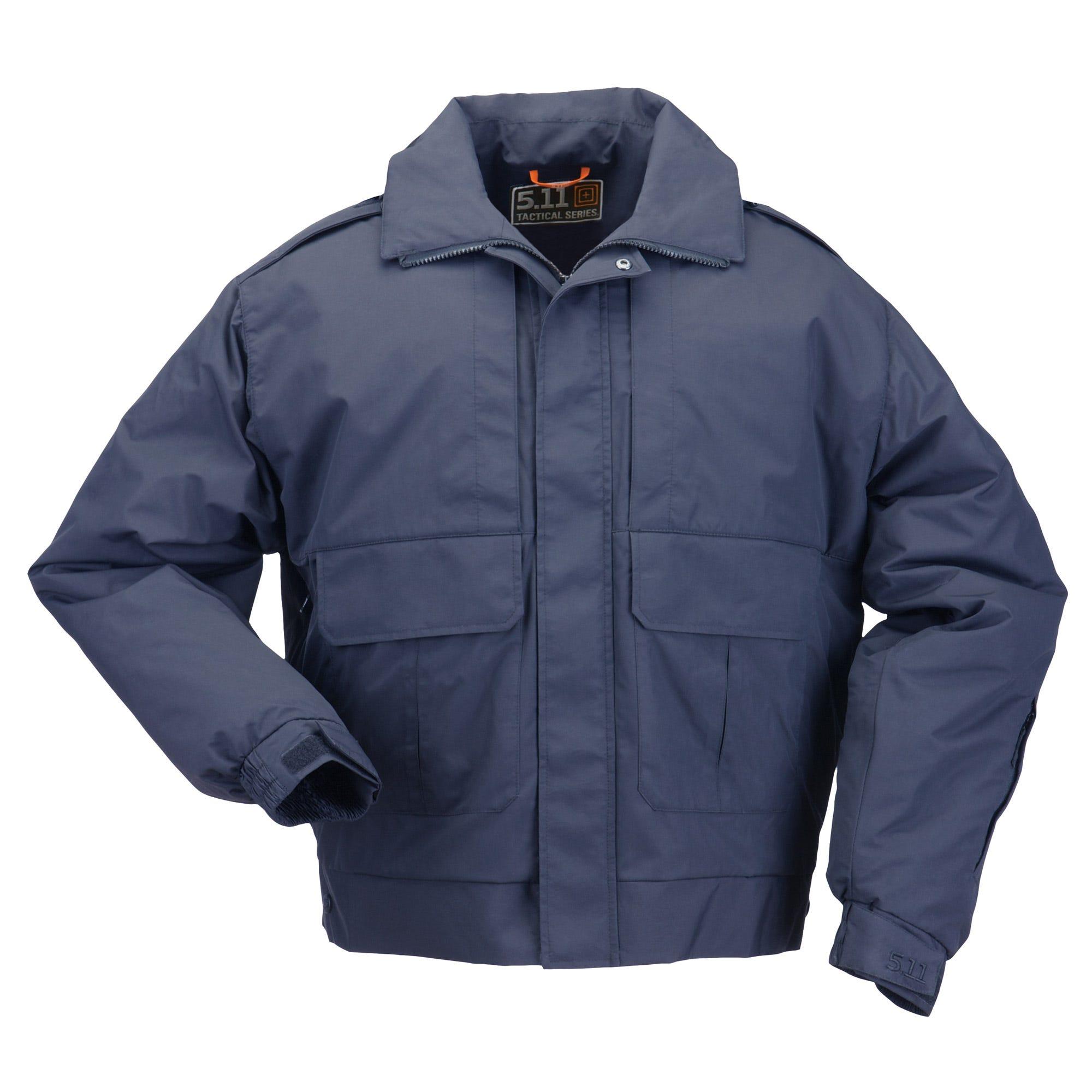 5.11 Tactical Men's Signature Duty Jacket (Blue)