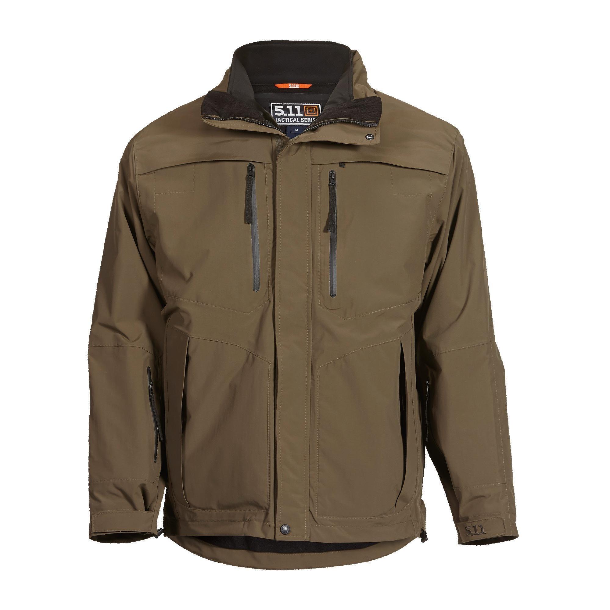 5.11 Tactical Men's Bristol Parka Jacket (Green)