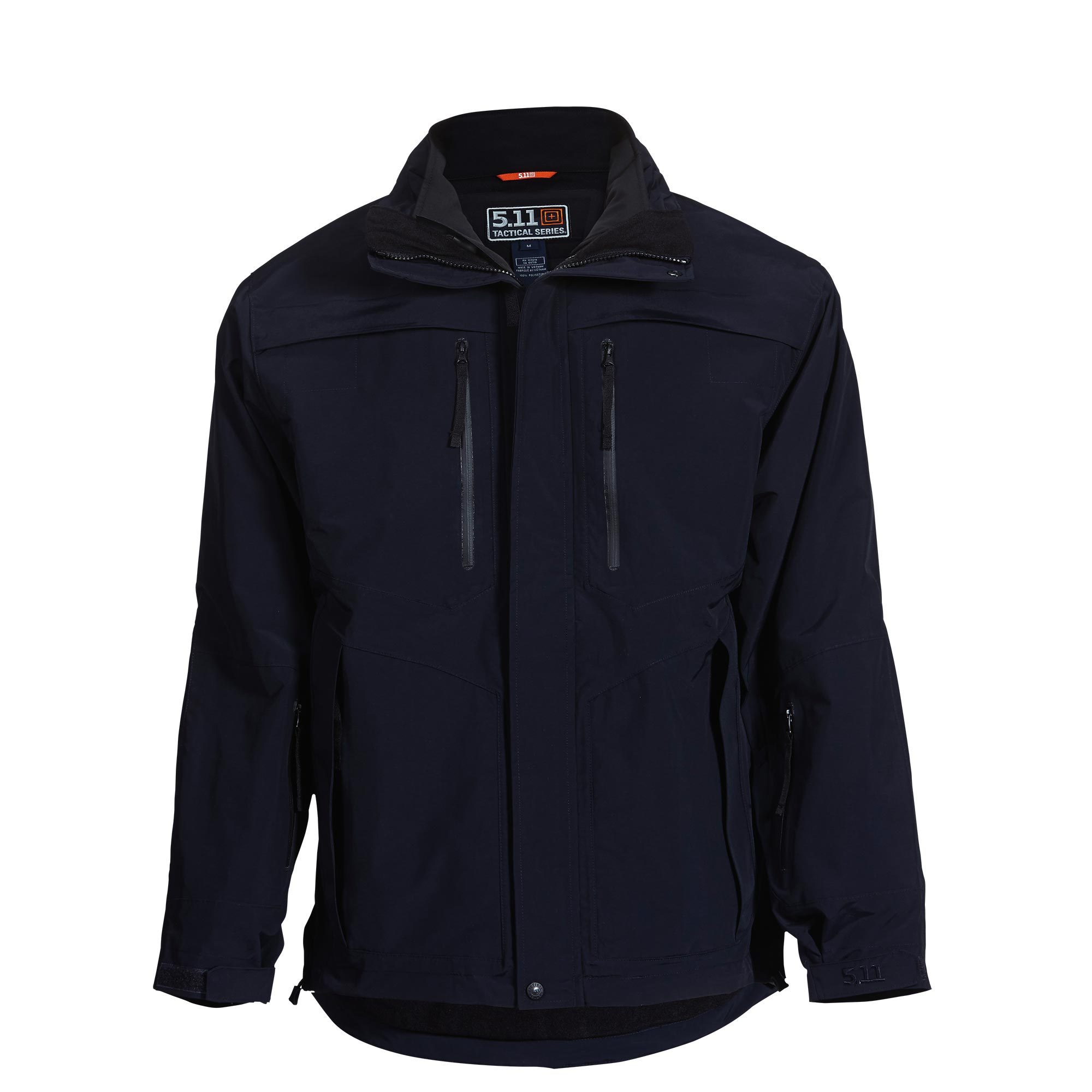 5.11 Tactical Men's Bristol Parka Jacket (Blue) thumbnail