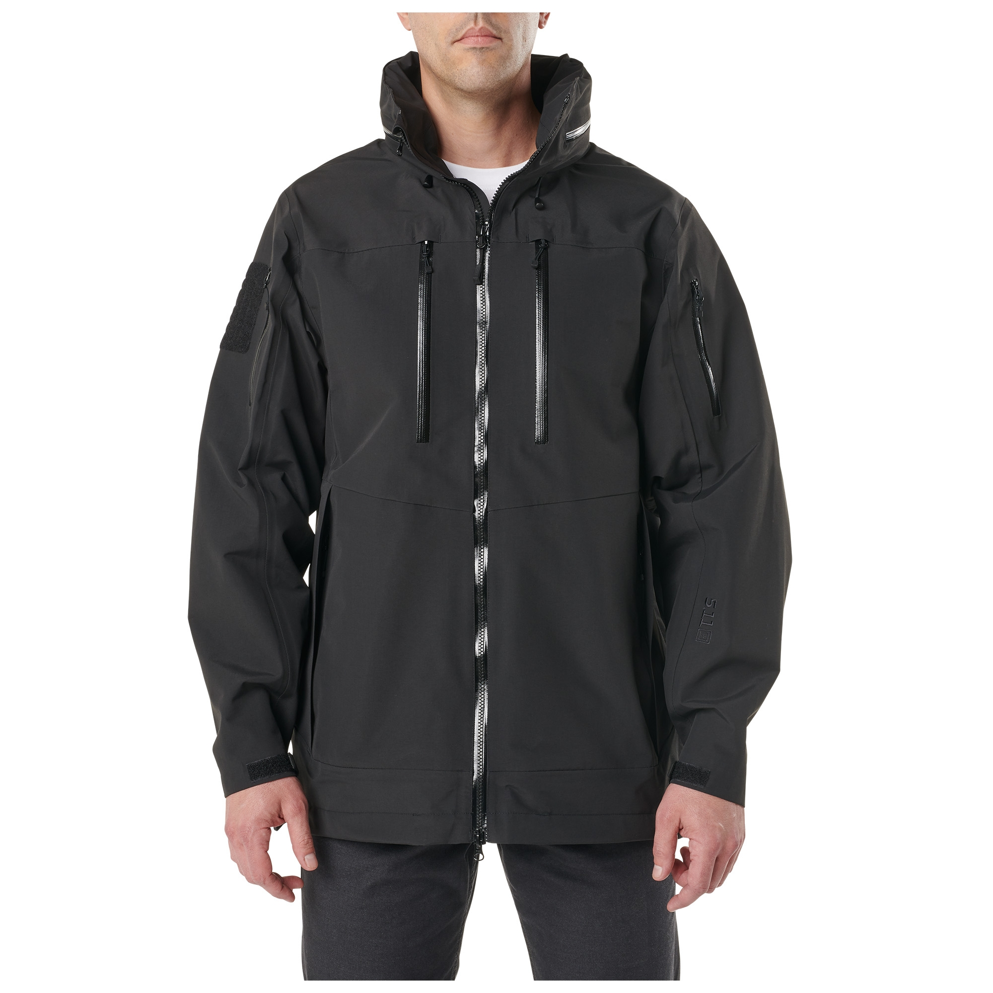 5.11 Tactical Men's Approach Jacket (Green) thumbnail