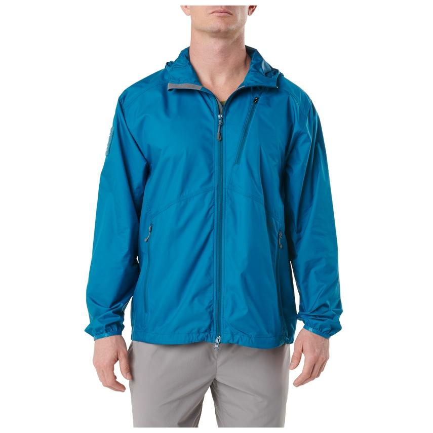 5.11 Tactical Men's Cascadia Windbreaker Packable Jacket