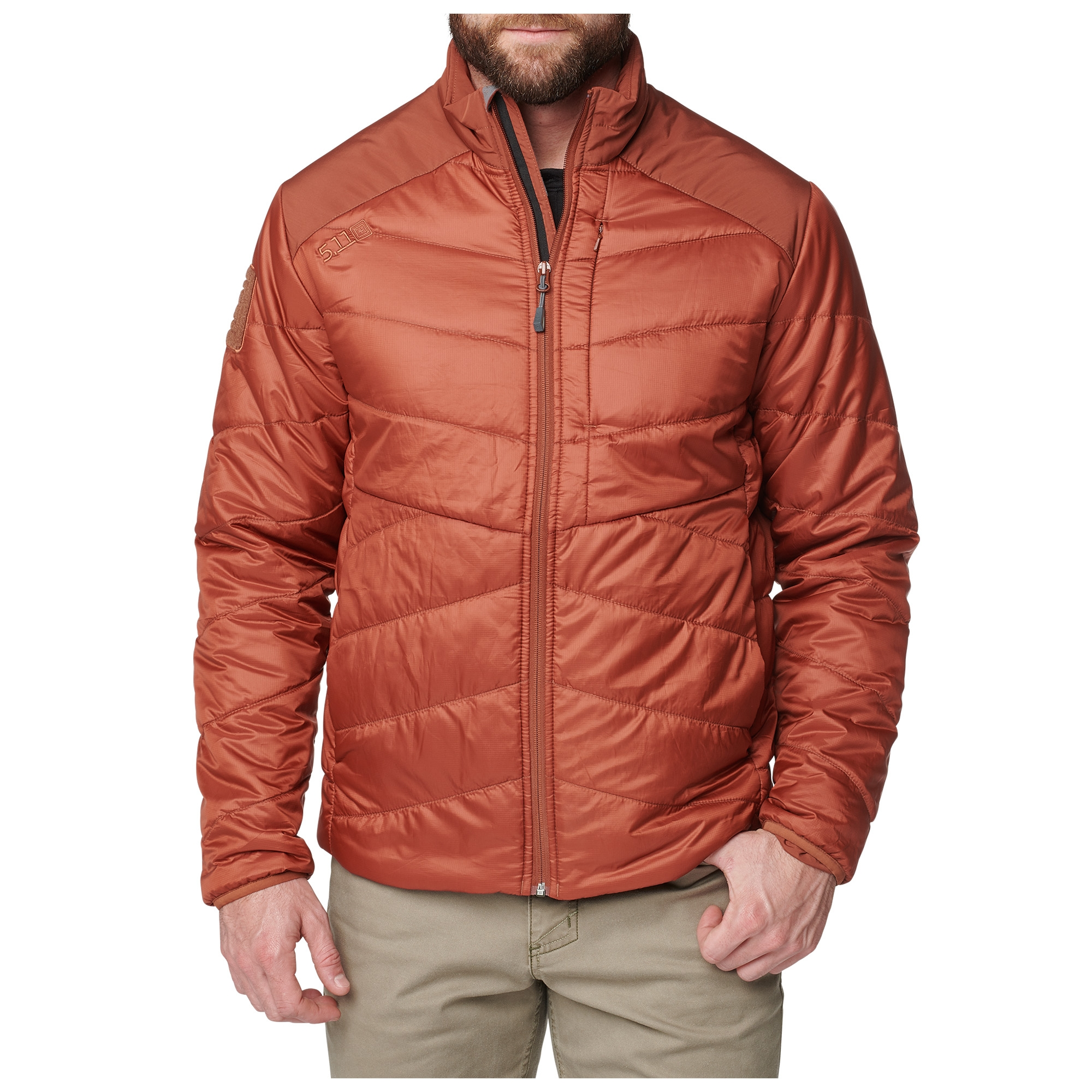 5.11 Tactical Men Peninsula Insulator Packable Jacket, Size XS (CCW Concealed Carry)