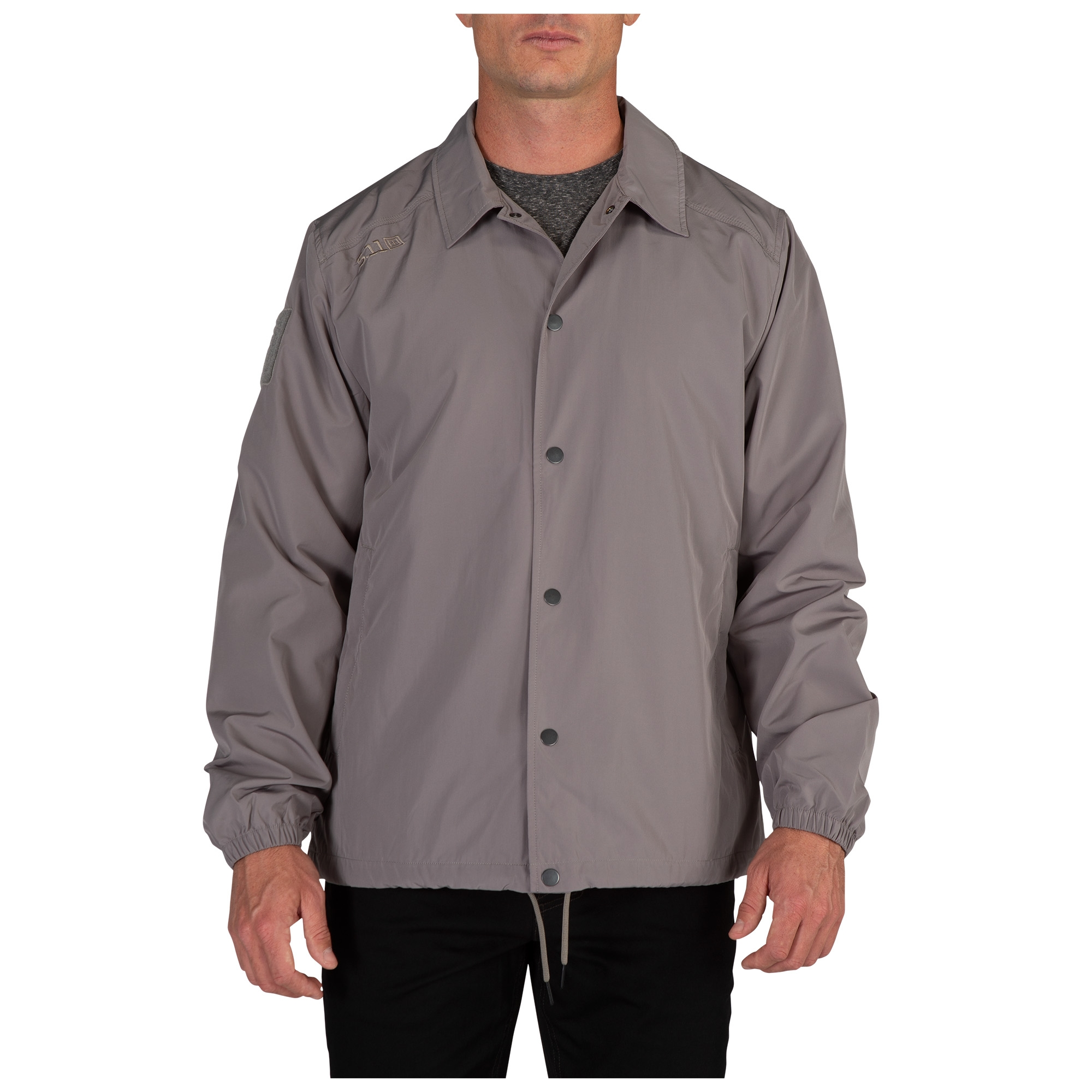 5.11 Tactical Men's Raghorn Coaches Jacket (Grey)