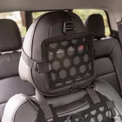 Vehicle Ready Hexgrid® Headrest
