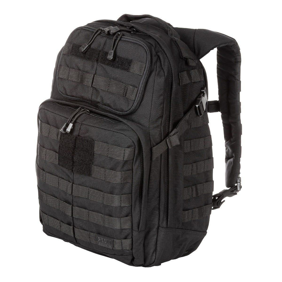 5.11 Tactical RUSH24 Backpack (Black)